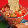 Grapefruit Pico de Gallo